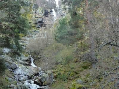 Sestil de Maillo - Cascada de Mojonavalle - Puerto de Canencia; senderismo viajes; reto